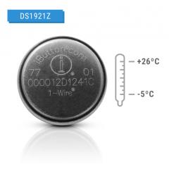 Ibutton Ds1921z-f5 Thermochrom Logger 2 Kb -5c +26c Itytarg
