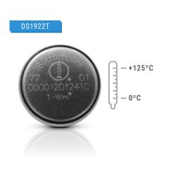 Ibutton Ds1922t-f5 Thermochrom Logger 8kb 0ºc +125ºc Itytarg