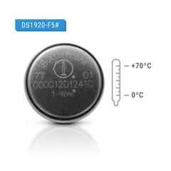 Ibutton Ds1920 Temperatura Sensor 2bytes -55c+100c Itytarg
