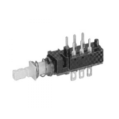 Llave Doble Inversora Push Switch Lock 2p2t Tipo Bisal Pbs-22h03  Itytarg