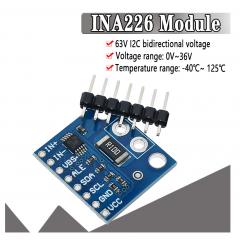 Modulo Ina226 Sensor Corriente Bidireccional Shunt 0.01 Ohm Itytarg