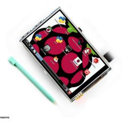 Pantalla Tft Tactil De 3.5 Pulg Raspberry 320x480  Itytarg