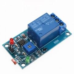 Control Fotocontrol 12v Sensor Luz  Fotosensor Ldr Rele Itytarg