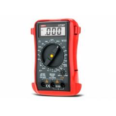 Tester Multimetro Digital Unit-t Ut30f Compacto Con Frecuencimetro 10mhz  Itytarg
