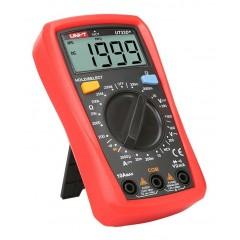 Tester Multimetro Digital Unit-t Ut33d+  Itytarg