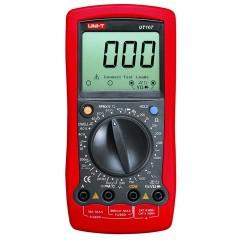 Tester Multimetro Digital Unit-t Ut107 Uso Automotor Itytarg