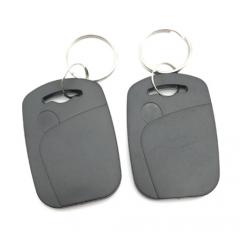 Llavero Gris Tag Rfid 125khz Tk4100 Em4100 Rectangular Keyfob Itytarg