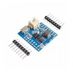 D1 Shield Cargador Bateria Litio 1a/0.5a Micro Usb Itytarg