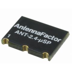 Antena Chip Smd Ant-2.4-usp 2.4ghz Antenna Factor .itytarg