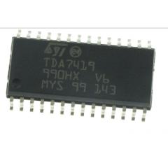 Amplificador Audio Tda7419 Automotriz Soic28  Itytarg