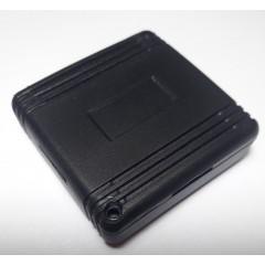 Mini Gabinete Plastico Electronica Ranurado Encastre 45x45x14mm   Itytarg