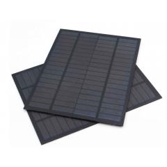 Panel Solar 18v 270ma 5w Cnc170x110-18 17x11cm  Itytarg