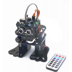 Diy Kit Robot 4-dof Para Armar  Itytarg