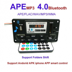 Outlet Reproductor Mp3 Fm Bluetooth 4.0 Frente + Control Itytarg