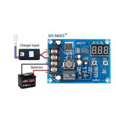 Control Cargador De Bateria Xh-m603 10v-30v Itytarg
