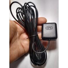 Antena Gps Magnética Activa C/lna Cable 5m Generica 28db 3 A 5v  Itytarg