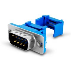 Conector Db9 Macho Para Cable Plano  Itytarg