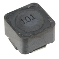 Bobina Inductor 33uh 3.5a Blindada 12.50mm X 12.50mm Tipo Srr1280 Itytarg