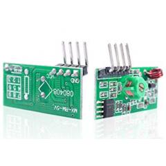 Receptor Control Remoto 433mhz Para Arduino 5v Itytarg