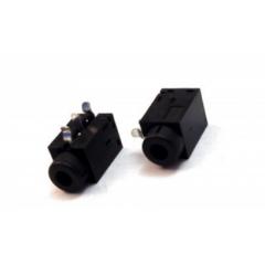 Lote 5 X Conector Jack 3.5mm Mono Ear Con Corte A Pcb Tipo Lje  Itytarg