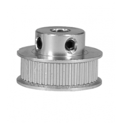 Polea Dentada P36-gt2-6-bf 40t 5mm - Diam: 16mm / 27.5mm Robotica 3d Cnc  Itytarg