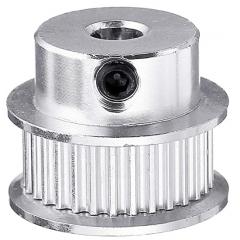 Polea Dentada P36-gt2-6-bf 30t 5mm - Diam: 16mm / 21.6mm Robotica 3d Cnc  Itytarg