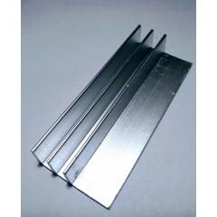 Disipador De Calor Aluminio Plata 91x15x37mm Itytarg