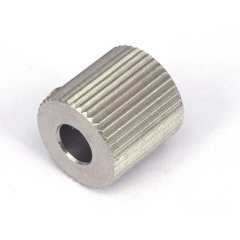 Polea Dentada Extrusor 40 Dientes Eje 8mm Diam 12mm  Makerbot Mk7 Mk8 3d Cnc Robotica  Itytarg