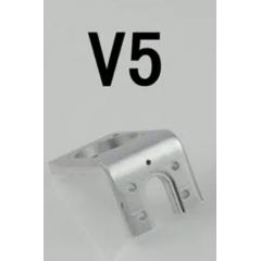 Soporte De Ventilador De Aluminio E3d-v5  Impresora 3d Itytarg