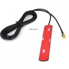 Antena Modem 2g 3g 4g Lte Exterior Cable 25cm 2.5dbi Metros Sma  Itytarg