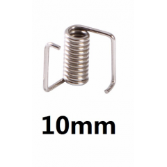 Lote 10  X Resorte De Torsion 10mm Con Traba Impresora 3d Itytarg