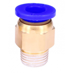 Acople Tubo Ptfe Conector Pc6-01 Filamento 3mm Tipo Racor Impresora 3d  Itytarg