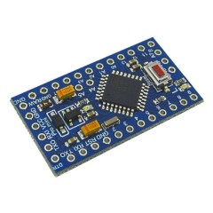 Arduino Pro Mini Atmega328 16mhz 5v Promini Ver Puls Rojo  Itytarg