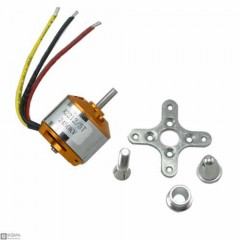 Kit Motor Brushless Bldc  A2212/5t 2450kv Sin Escobillas Drone  Itytarg