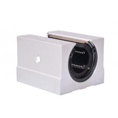 Sbr20uu 20mm Rodamiento Lineal Abierto Cnc 3d Para Barra Trefilada 20mm Cojinete Con Bolillas Recirculantes Itytarg