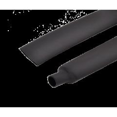 Termocontraible Negro 2.5mm Reduce A 1.25mm Precio Por Metro Itytarg