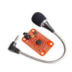Modulo De Reconocimento De Voz + Microfono  V3 Itytarg