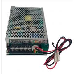 Fuente Ups Switching Metalica Alimentacion  220v / 12v 10a C/cables Bateria Gel Itytarg