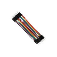 20 Cables Macho Macho Dupont 30cm Arduino Itytarg