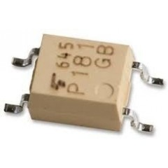 Optoacoplador Tlp181 Alta Velocidad Smd 4 Lead Itytarg