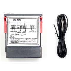 Stc3018 Stc-3018  Controlador Temperatura Gabinete 12v Itytarg