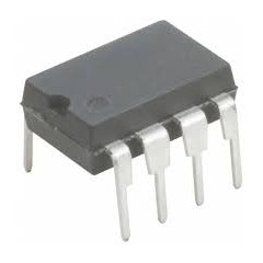 Mosfet Driver Dual Tc4428cpa 1.5a Low Side Dip8  Itytarg