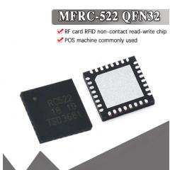 Chip Rfid Mfrc522 Mfrc-522 Rc522 13.56mhz Qfn32 Itytarg