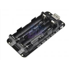 Modulo Power Bank Doble Tension 5v/3a 3v/1a Micro Usb 2x18650  Itytarg