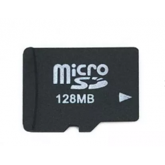 Memoria Micro Sd Flash 128mbyte Arduino Data Logger Itytarg