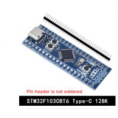 Mini Stm32f103c8t6 Stm32 128k Placa Desarrollo Itytarg