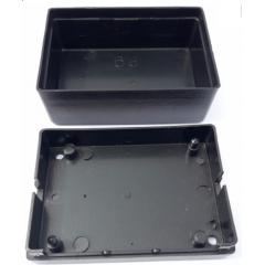 Gabinete Plastico Negro  P9 80x56x38mm Itytarg