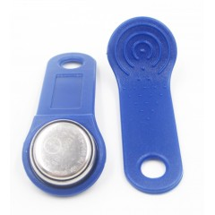 Ibutton Ds1990a F5+ Clone Serial Number + Snap Fob Azul Incluido  Itytarg