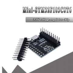 Mini Placa Desarrollo Stm32f103c8t6 Micro Usb Cortex M3  Itytarg
