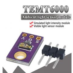 Temt6000 Sensor De Luz Ambiente Itytarg